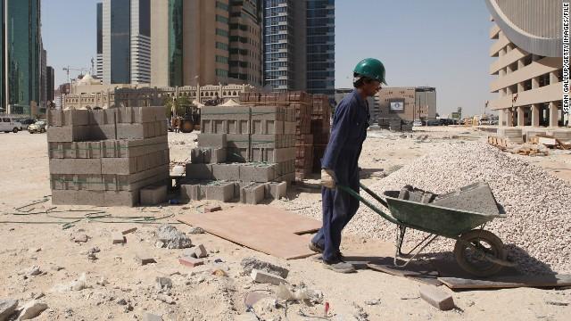 on October 23, 2011 in Doha, Qatar.