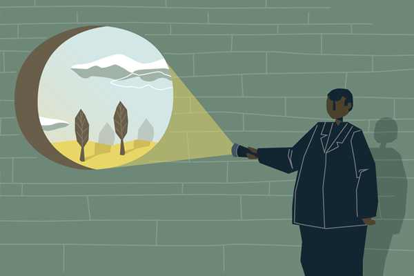 19-flashlight-brick-wall-illustration-inspiring