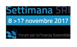 Spazio alla finanza sostenibile: torna la Settimana SRI